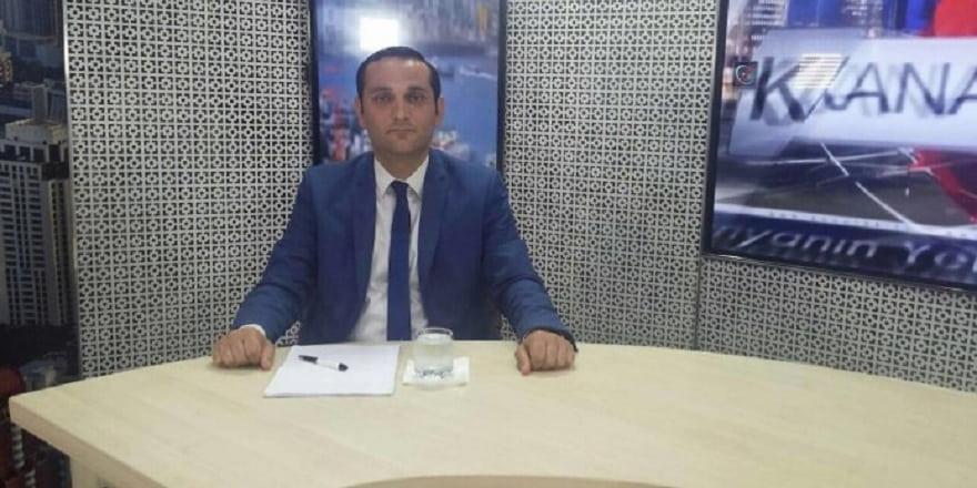 Yazarımız Şener Mengene canlı yayında