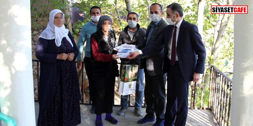 Ev ev gezen Şemdinli Belediye Başkanı koronaya yakalandı