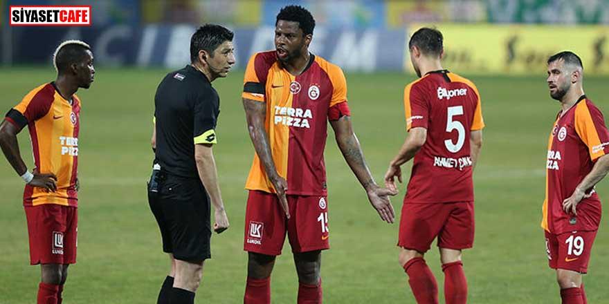 Galatasaray ağır yaralı! Çaykur Rizespor 2-0 Galatasaray