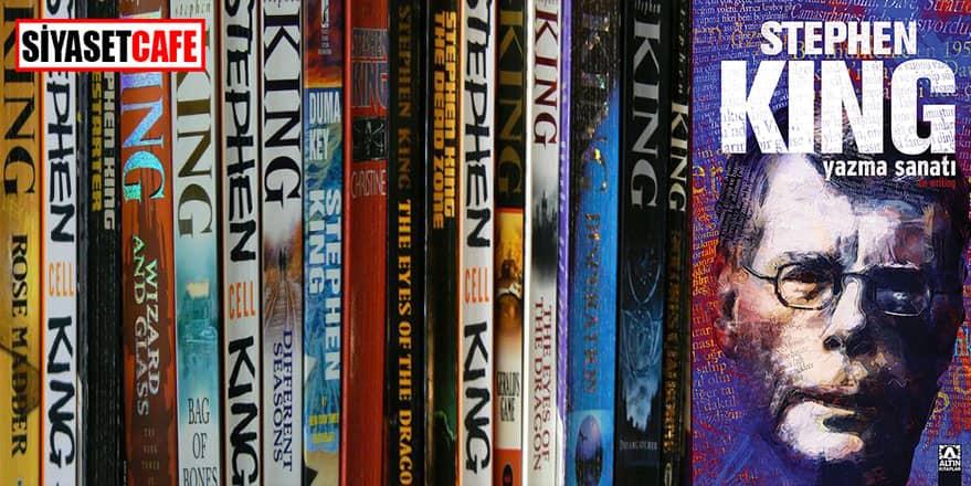 Stephen King'in roman yazma serüveni