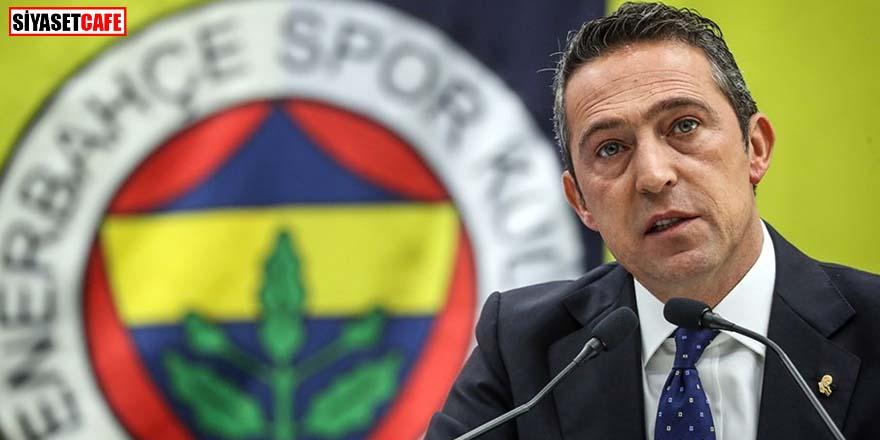 Fenerbahçe ve Ali Koç için PFDK'ye sevk kararı