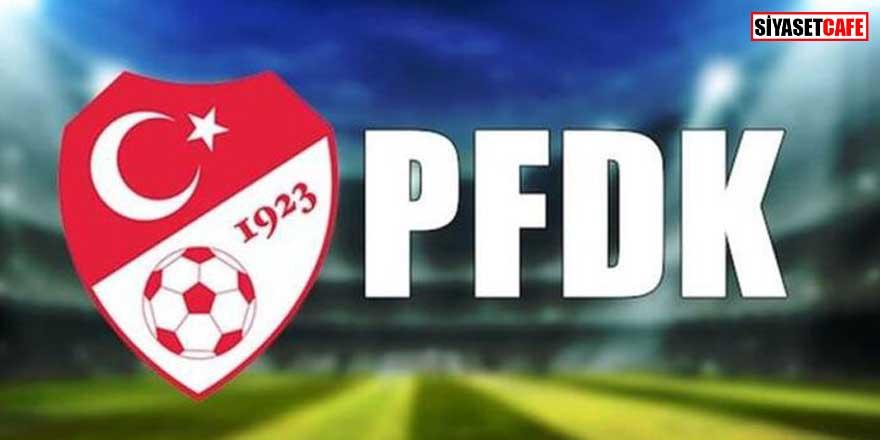 PFDK'dan ceza yağdı! İşte Ali Koç, Ozan Tufan ve Adem Büyük'ün cezası...