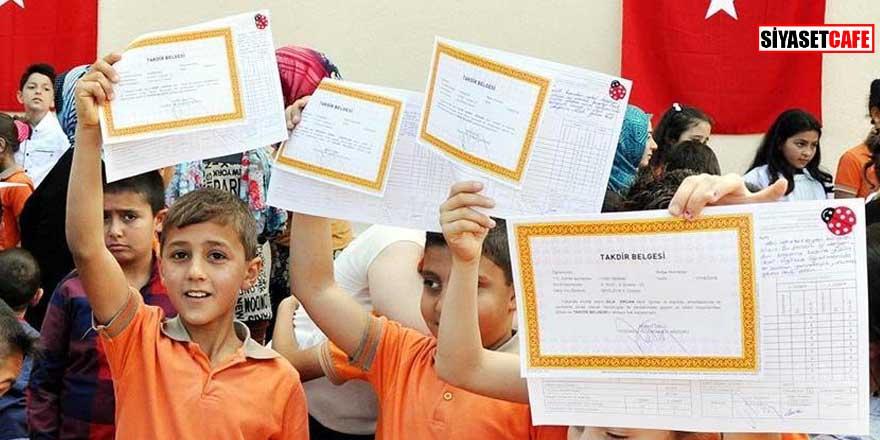Bakanlık'tan karne ve diploma açıklaması
