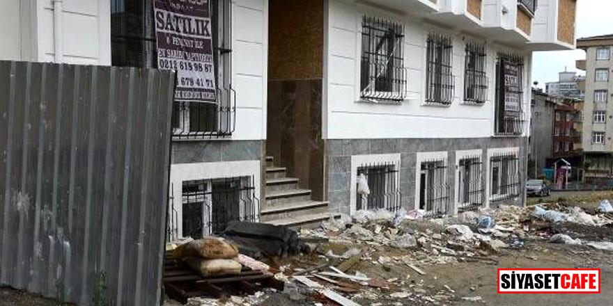 İki çocuğu inşaata götüren sapık, iğrenç emeline ulaşamadan yakalandı