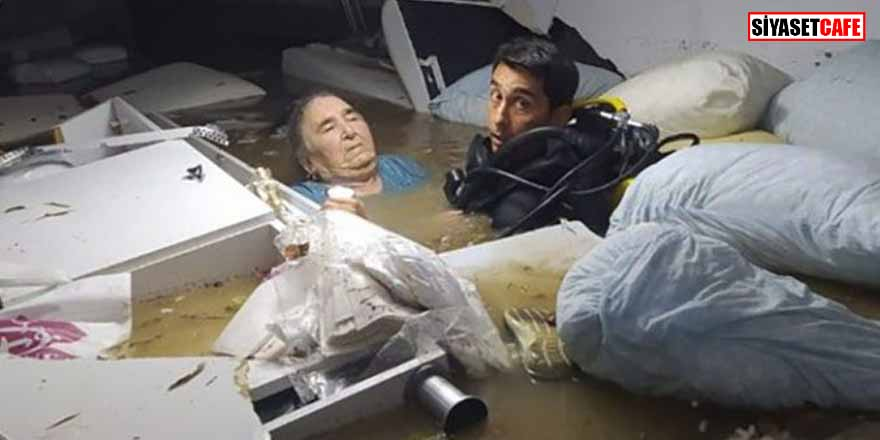 Adana'da boğulmaktan kurtarılan kadında korona bulgusu!