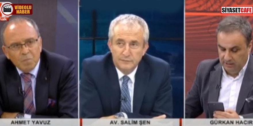 Emekli Askeri Hakim Salim Şen, bölücülerin propagandasını yaptı