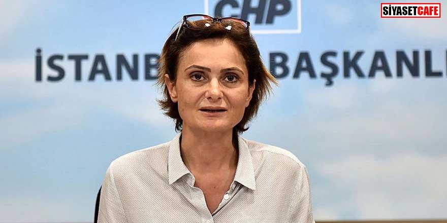 Canan Kaftancıoğlu'nun cezası onandı! 5 ayrı suçtan...