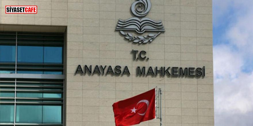 AYM'den HDP'nin başvurusuna ret