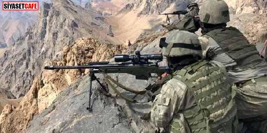 Hakkari'de işçilere saldıran PKK'lılar etkisiz hale getirildi