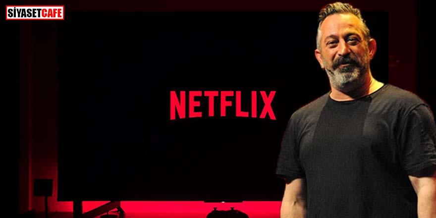 Cem Yılmaz Netflix'i topa tuttu!