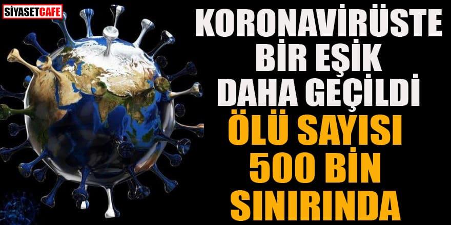 Dünya genelinde koronavirüs vaka sayısı 10 milyonu aştı
