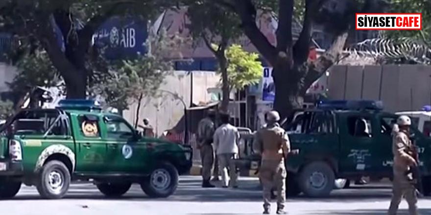 Pazar yerine roketli saldırı: 23 kişi hayatını kaybetti