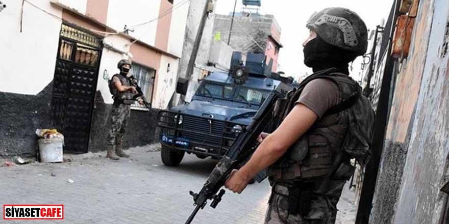Diyarbakır'da terör operasyonunda 23 tutuklama