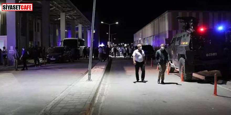 Son dakika! Van'da hain saldırı! 1 güvenlik korucusu yaralandı