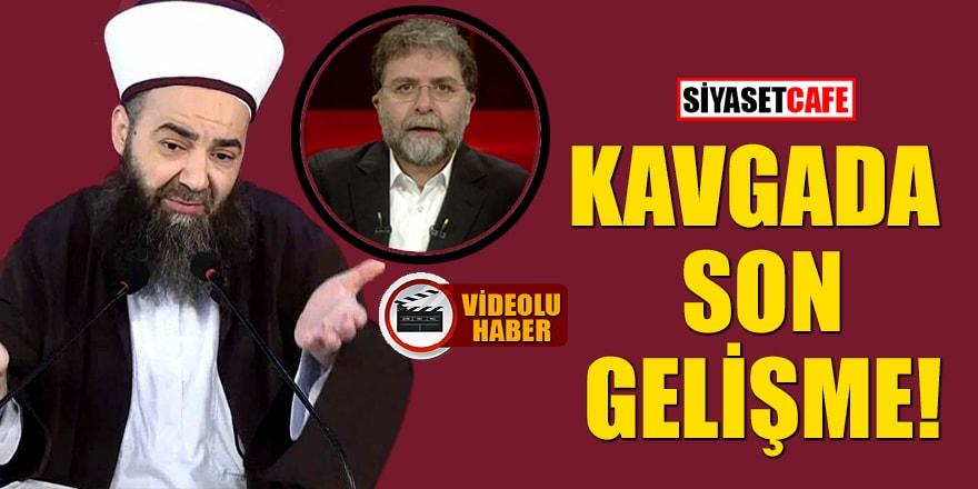 Cübbeli Ahmet ve Ahmet Hakan kavgasında son gelişme!
