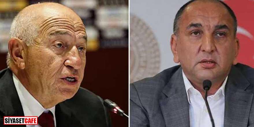 TFF Başkanı Nihat Özdemir'den Semih Özsoy'a tazminat davası