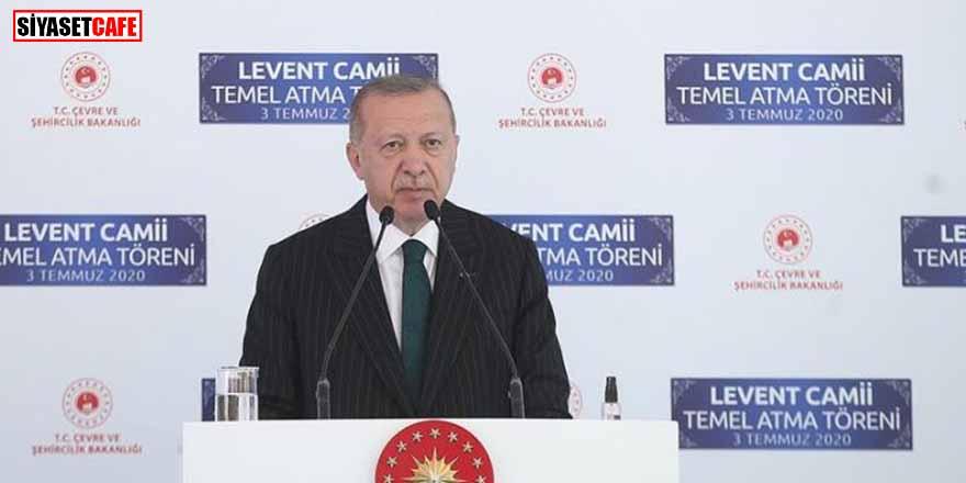 Erdoğan'dan Ayasofya çıkışı: Saldırı anlamını taşımaktadır