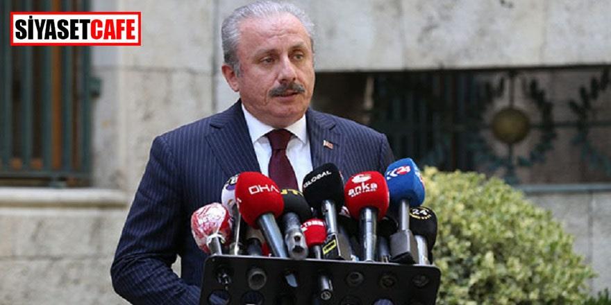 Mustafa Şentop, TBMM Başkanlığı'na aday oldu