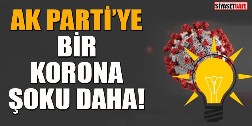 AK Parti'de ilçe başkanı koronaya yakalandı!