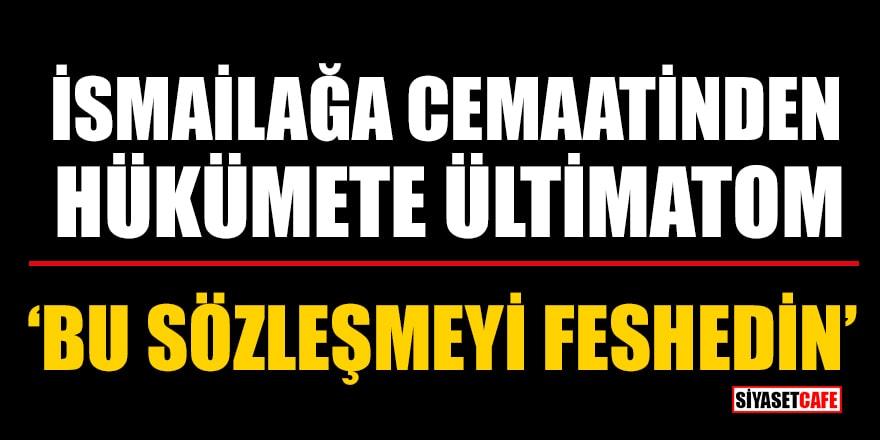 İsmailağa cemaatinden hükümete İstanbul Sözleşmesi uyarısı