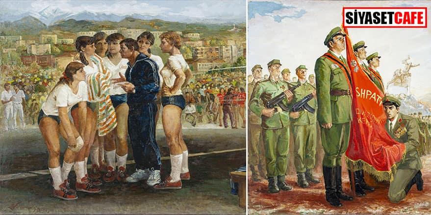 Arnavutluk tarihine sanatsal bakış