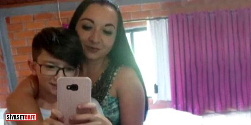 11 yaşındaki oğlunu telefonla oynadığı için çamaşır ipiyle boğarak öldürdü