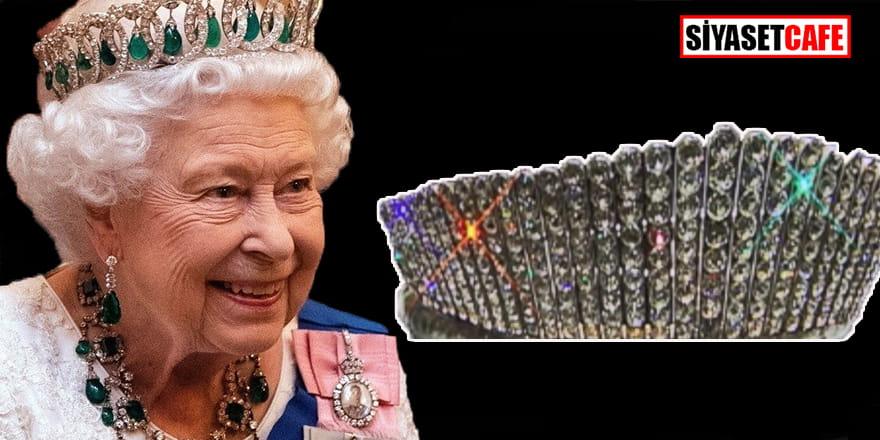 Kraliyet ailesine ait mücevherlerin değeri dudak uçuklattı