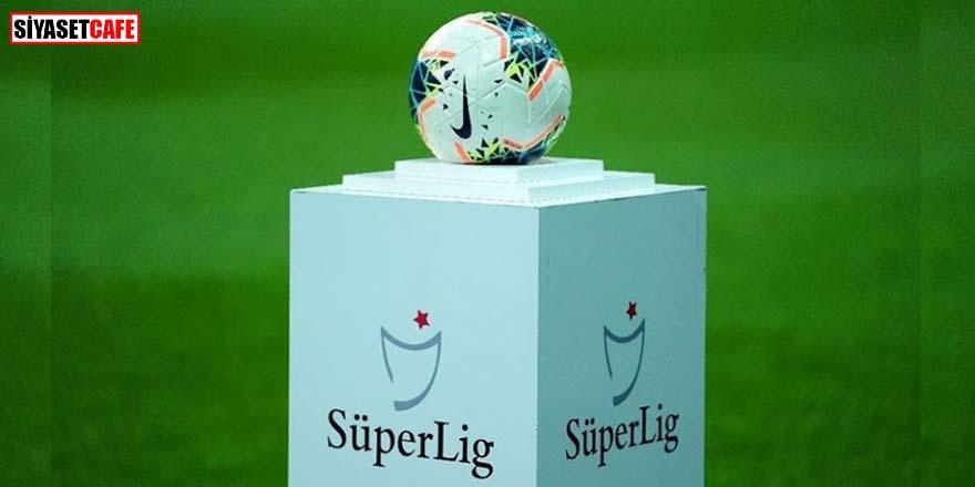 Süper Lig'de yeni sezonun başlama tarihi belli oldu!