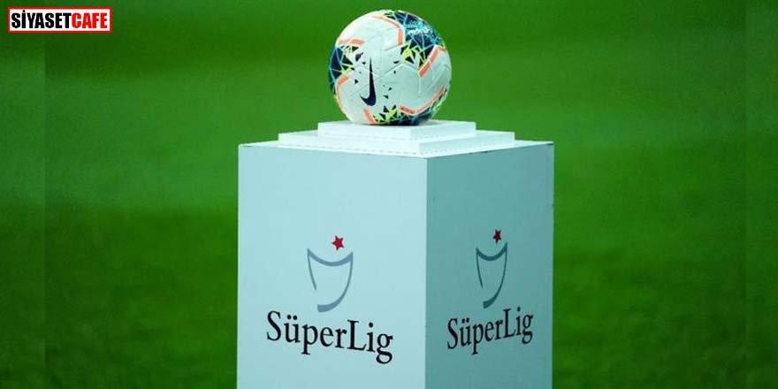 Süper Lig'de güncel puan durumu nedir? İşte Süper Lig 31. hafta puan durumu tablosu