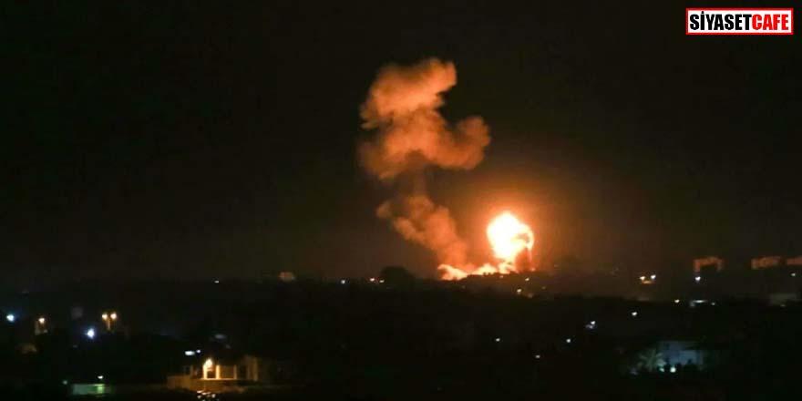 İran'ın başkenti Tahran'da şiddetli patlama! Bölgede elektrik kesintisi yaşandı