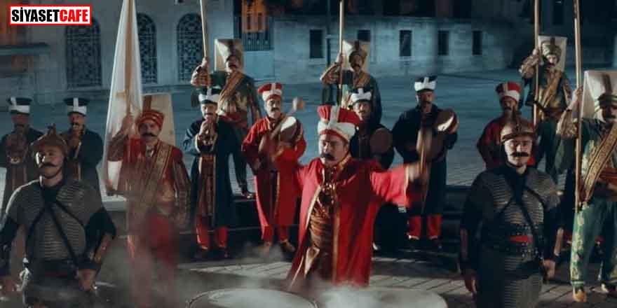 """Başkan Altun'dan """"15 Temmuz Mehteri"""" paylaşımı"""