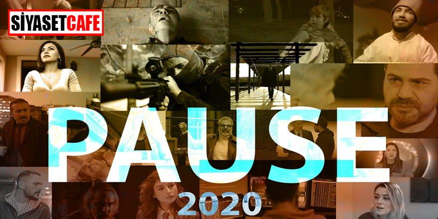 Türk sinemasını dünya sahnesine çıkaracak film: PAUSE 2020!