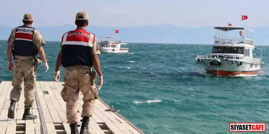 Van Gölü'nde batan sığınmacı teknesinde ceset sayısı 26'ya yükseldi
