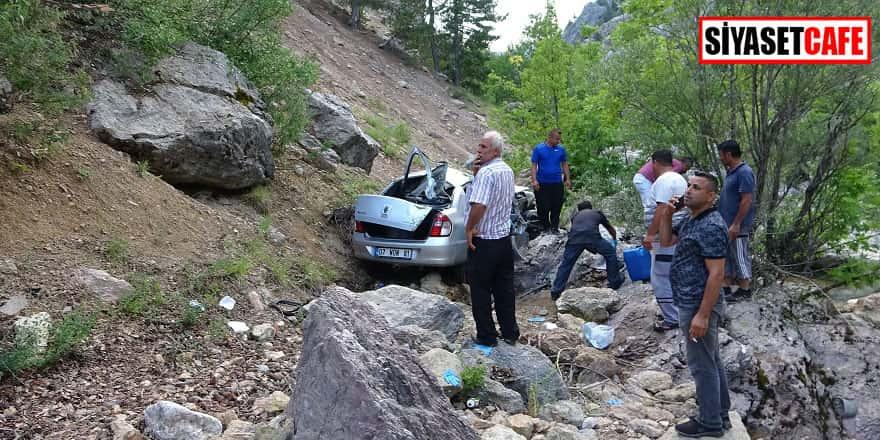 Alanya'da korkunç kaza: 3 kişi öldü, 4 kişi yaralandı!