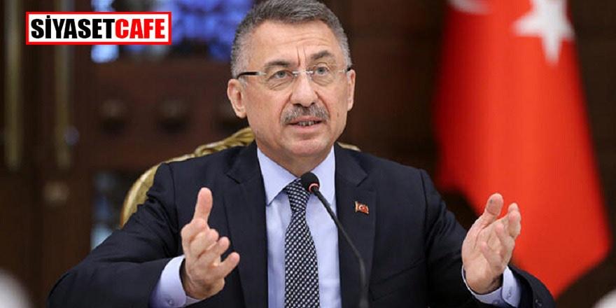 Cumhurbaşkanı yardımcısı, Azerbaycan saldırısını kınadı