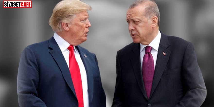 Erdoğan ve Trump arasında kritik görüşme