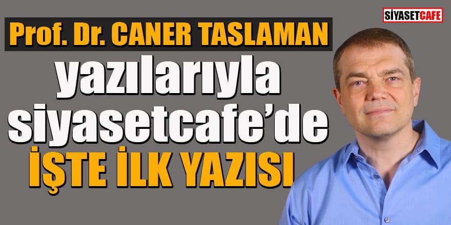 """Prof. Dr. Caner Taslaman: İslami Düşüncenin Metodoloji Sorunu: """"Kur'an ve Sünnete Yaklaşımlar"""""""
