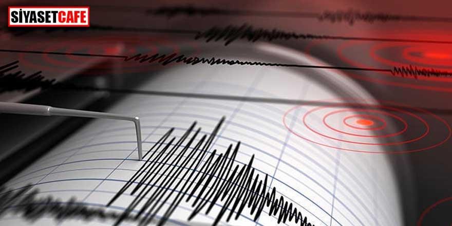Son dakika! Çankırı'da korkutan deprem!
