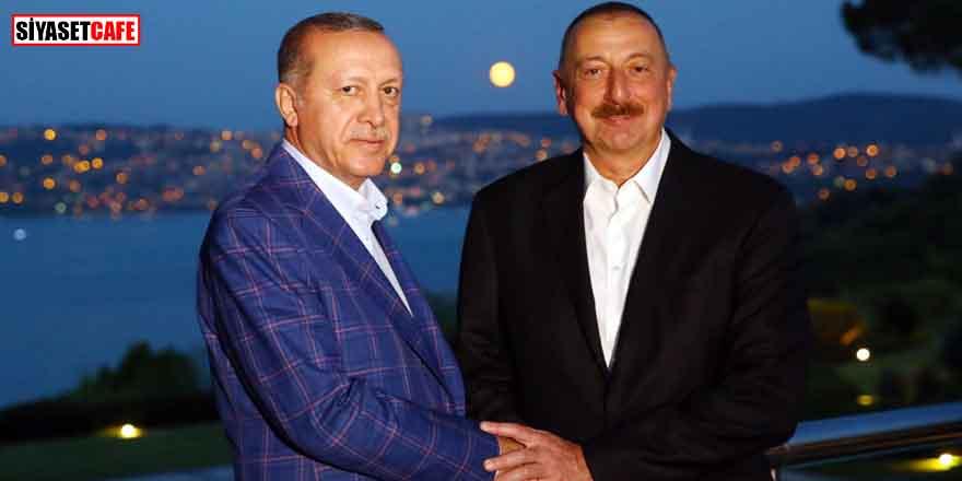 Azerbaycan Cumhurbaşkanı Aliyev'den Türkiye'ye 15 Temmuz mesajı