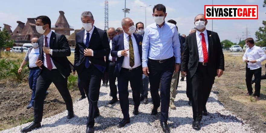Çevre Bakanı'ndan 1 milyonuncu konut müjdesi