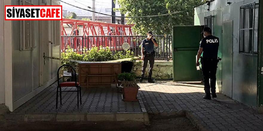 Metro durağının yakınında erkek cesedi bulundu