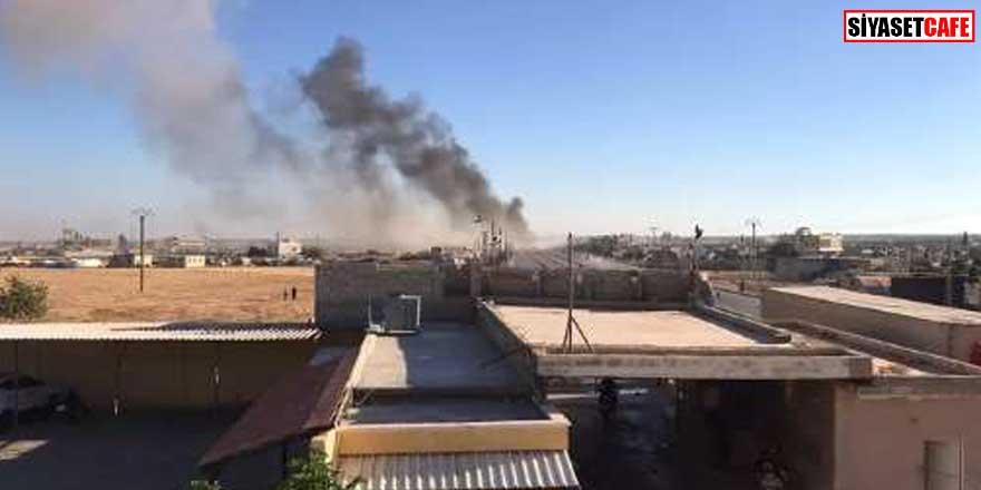 Azez'de bombalı saldırı! Ölü ve yaralılar var
