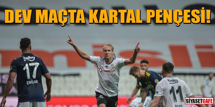 Beşiktaş 2-0 Fenerbahçe