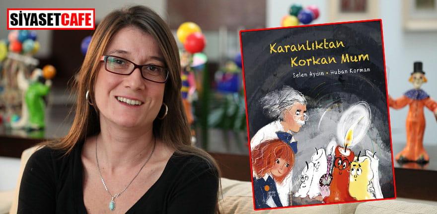 'Karanlıktan Korkan Mum' kitabı çocuklarla buluşacak