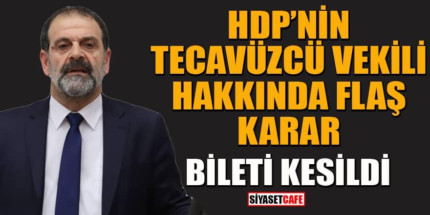 Cinsel saldırı ile suçlanan HDP'li Tuma Çelik partisinden ihraç edildi
