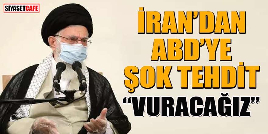 İran Lideri Ali Hamaney'den Süleymani açıklaması: ABD'lileri kesinlikle vuracaktır