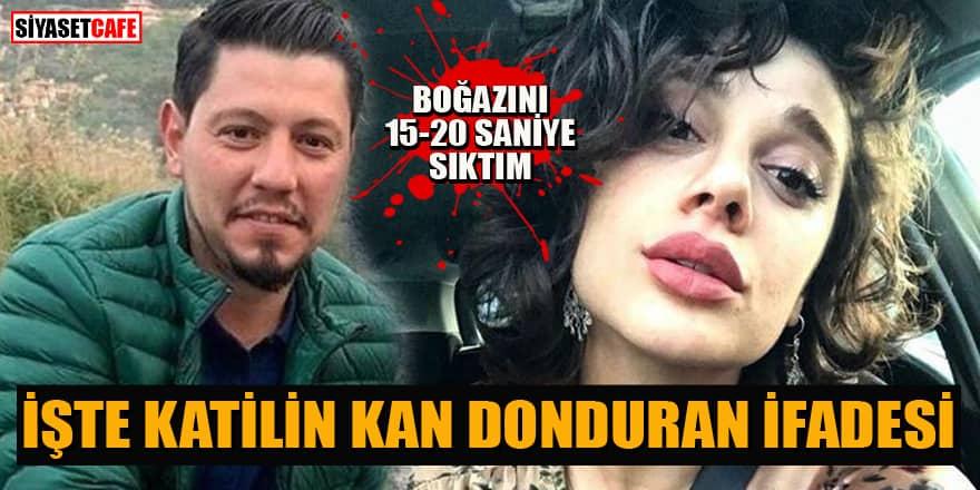 Cemal Metin Avcı'nın ifadesinin tam metni ortaya çıktı! Pınar Gültekin'e yaptıkları kan dondurdu