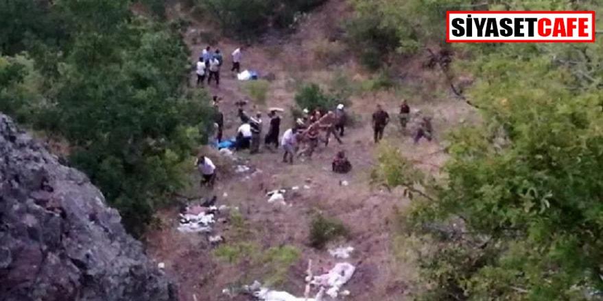 Elazığ'da kahreden kaza: 3 kardeş öldü!