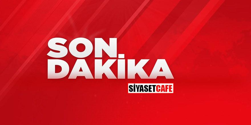 Ankara'da plazada yangın