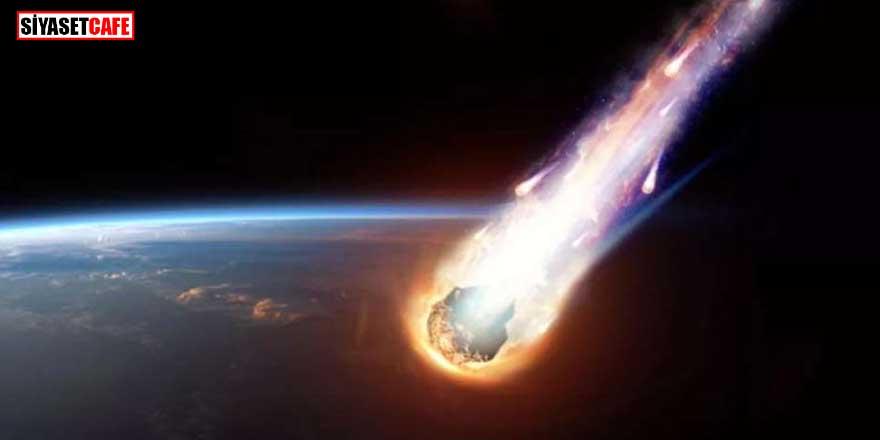 NASA duyurdu: 190 metre çapındaki asteroit Dünya'ya yaklaşıyor